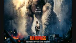 Rampage แรมเพจ ใหญ่ชนยักษ์ 2018