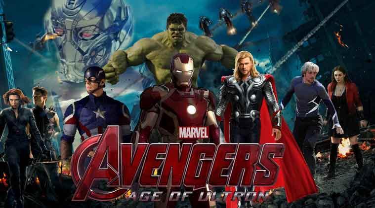 Avengers Age of Ultron ดิ อเวนเจอร์ส มหาศึกอัลตรอนถล่มโลก 2015